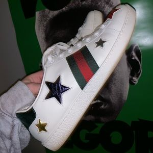 Gucci Ace Trainers